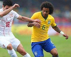 Brezilya Dünya Kupası Tarihinde Bir İlki Yaşadı