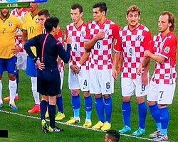 Dünya Kupası'nda Bir İlk Daha! Sprey Teknolojisi...