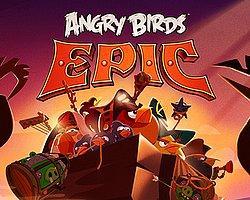 Yeni Angry Birds Oyunu Yayınlandı