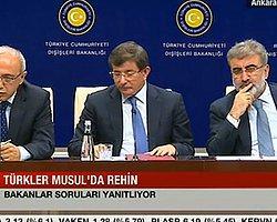 """4 Bakandan Musul Toplantısı: """"Irak'ın Yanındayız"""""""