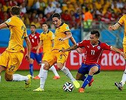 Şili: 3 Avustralya: 1