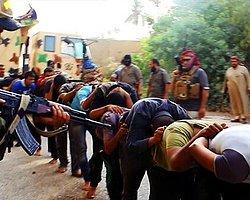 IŞİD, Tikrit'te 1700 Personeli Kurşuna Dizdi!