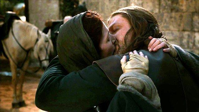 2. Eddark ve Catelyn Stark
