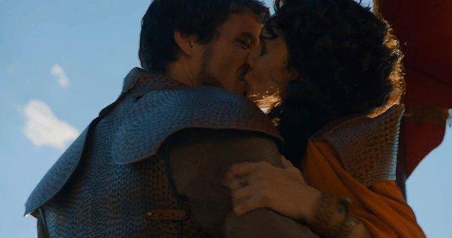5. Oberyn Martell ve Ellaria Sand