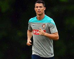 "Ronaldo: ""Almanya Maçına Hazırım!"""