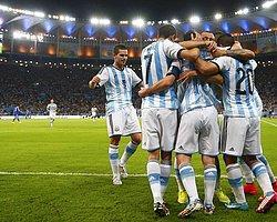 Arjantin Galibiyet ile Başladı