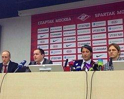 Murat Yakın Spartak Moskova'da