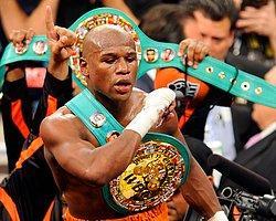 Forbes Dergisi En Çok Kazanan Sporcuyu Seçti: Floyd Mayweather