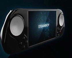 Valve'in El Konsolu Steamboy Ortaya Çıktı