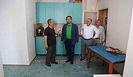 Maltepe Belediyesi'nden camilere temizlik ve tadilat desteği