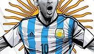2014 Dünya Kupası Posterleri