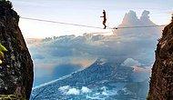Yükseklik Korkusu Olanların Bakmaya Cesaret Edemeyeceği 30 Fotoğraf
