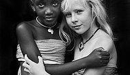 Birkaç Siyah Beyaz Sevgi Fotoğrafı