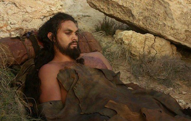 3. Khal Drogo