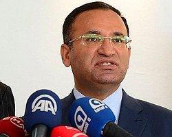 Bozdağ'dan AYM'nin Balyoz Kararıyla İlgili Açıklama