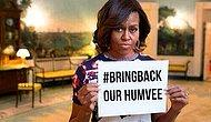 IŞİD Michelle Obama ile Dalga Geçti