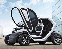 Renault'nun Yeni Elektriklisi Twizy Testte!