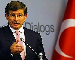 Ahmet Davutoğlu IŞİD Konusunda Rest Çekti