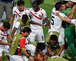 Kosta Rika, İtalya'yı Bryan Ruiz'in Golüyle 1-0 Mağlup Etti