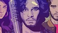 Game of Thrones Müziğinin 80'ler Disko Versiyonu