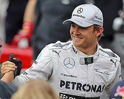 Rosberg 3. Galibiyetini Aldı