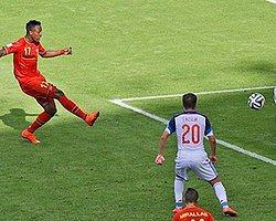 Rusya'yı Yenen Belçika, Dünya Kupası'nda 2. Turu Garantiledi