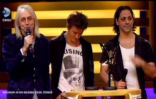 En iyi müzik grubu: Duman