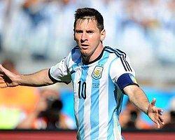 """""""Messi'nin Yardıma İhtiyacı Var"""""""
