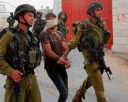 İsrail 468 Kişiyi Gözaltına Aldı