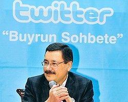 Melih Gökçek'in Hacklenmesi Üzerine Atılmış 32 Yaran Tweet