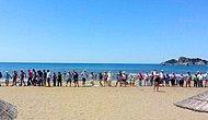 İztuzu Plajı İçin İnsan Zinciri