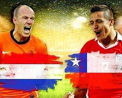 Hollanda - Şili Maç Önü