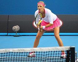 Azarenka, Wimbledon'da İkinci Tura Yükseldi