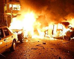 Beyrut'ta İntihar Saldırısı