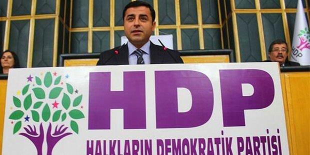 'Birlik Arayışı İlk Defa Bu Kadar Güçlü Olarak HDP'de Ete, Kemiğe Büründü'