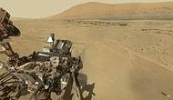 Curiosity, 687 Dünya Gününde İlk Mars Yılını Tamamladı