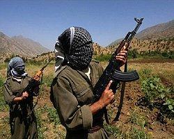 Munzur Dağı'nda PKK ile Yarım Saatlik Çatışma