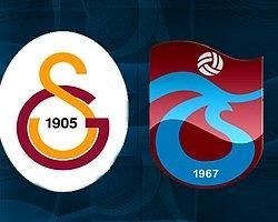 Galatasaray ve Trabzonspor Büyük Kaybın Eşiğinden Dönmüş