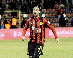 Necati Ateş Eskişehirspor'dan Ayrıldı