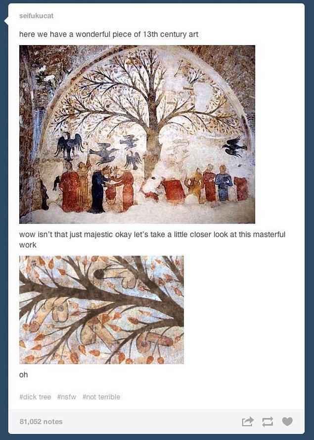 6. 13.yüzyıl sanatında.