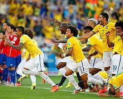 Brezilya, Dünya Kupası'nda Çeyrek Finale Yükseldi