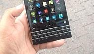 Blackberry'nin Eşsiz Akıllı Telefonu Görüntülendi