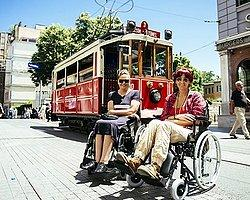 'Engelli' Ayşe Arman'ın Tekerlekli Sandalye ile İstanbul Macerası!
