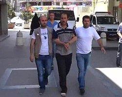 Türk Bayrağını İndirmeye Çalışan Uçkun Tutuklandı!