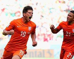 Hollanda Çeyrek Finalde!
