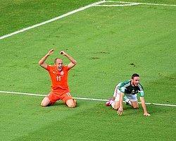 "Robben İtiraf Etti: ""Kendimi Yere Attım"""