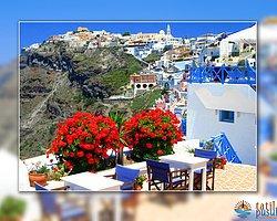 Rüya Ada: Santorini & Yunanistan