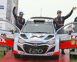 Hyundai i20, Yarış Otomobili Oldu