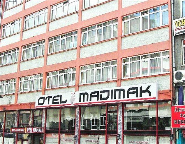 21) 2010 yılında Madımak Oteli'nin kamulaştırılma süreci başladı