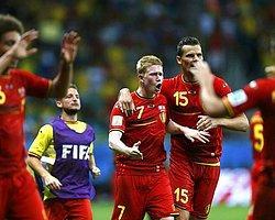 Belçika Amerikan 'Tim'ini Yıktı Geçti